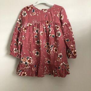 Baby Zara Girls 18-24 month dress